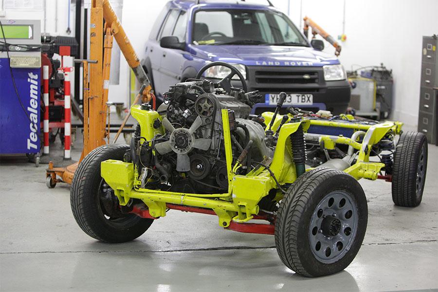 Motor Vehicle