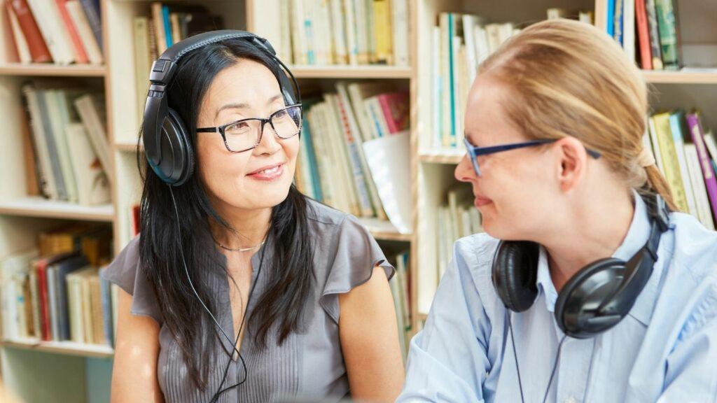 adult language courses