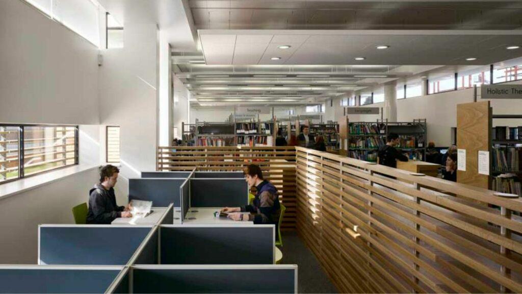 Trafford College Library